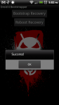 Droid X Bootstrapper