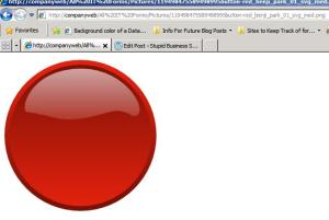 Sharepoint Button