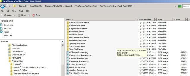 File Location for TopThemeForSharepoint