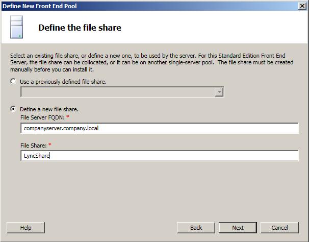 File Share