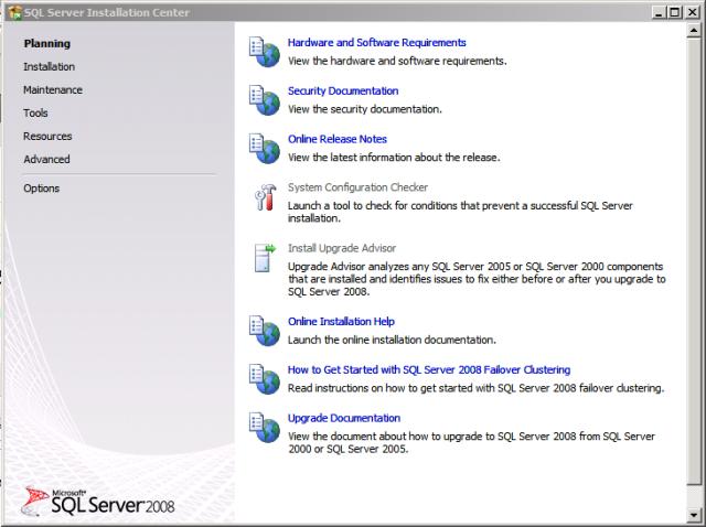 SQL 2008