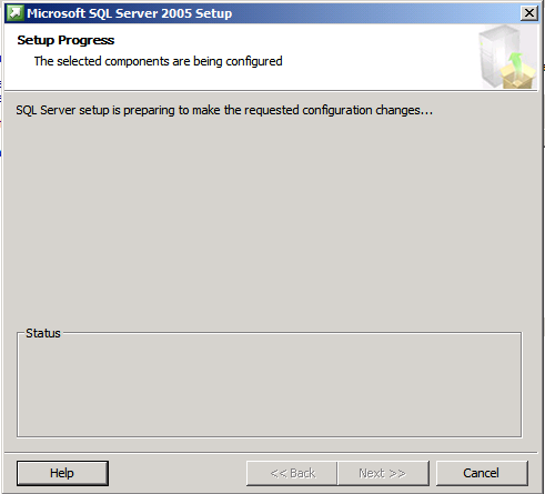 SQL 2005 Workstation components Uninstall